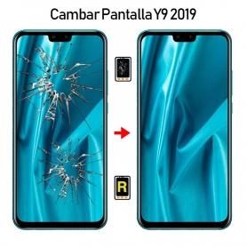 Cambiar Pantalla Huawei Y9 2019 STK-L21