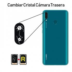 Cambiar Cristal Cámara Trasera Huawei Y9 2019