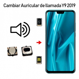 Cambiar Auricular De Llamada Huawei Y9 2019