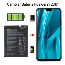 Cambiar Batería Huawei Y9 2019