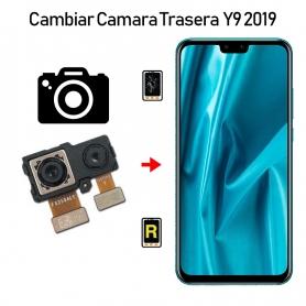 Cambiar Cámara Trasera Huawei Y9 2019