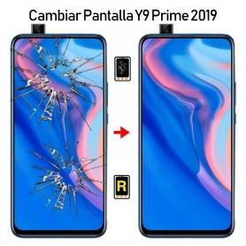 Cambiar Pantalla Huawei Y9 Prime 2019