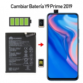 Cambiar Batería Huawei Y9 Prime 2019