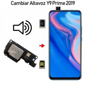 Cambiar Altavoz De Música Huawei Y9 Prime 2019
