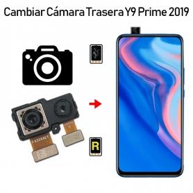Cambiar Cámara Trasera Huawei Y9 Prime 2019