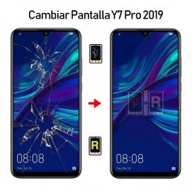 Cambiar Pantalla Huawei Y7 Pro 2019