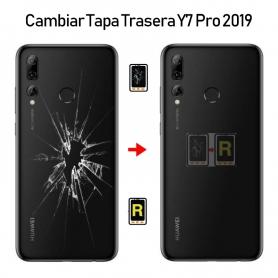 Cambiar Tapa Trasera Huawei Y7 Pro 2019