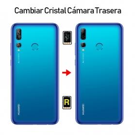 Cambiar Cristal Cámara Trasera Huawei Y7 Pro 2019