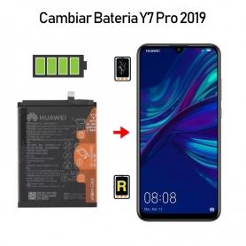 Cambiar Batería Huawei Y7 Pro 2019