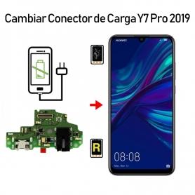 Cambiar Conector De Carga Huawei Y7 Pro 2019