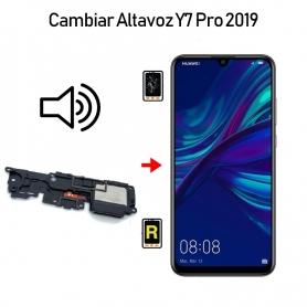 Cambiar Altavoz De Música Huawei Y7 Pro 2019