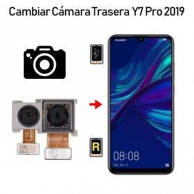 Cambiar Cámara Trasera Huawei Y7 Pro 2019