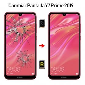 Cambiar Pantalla Huawei Y7 Prime 2019