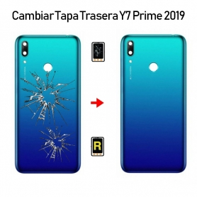 Cambiar Tapa Trasera Huawei Y7 Prime 2019