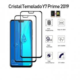 Cristal Templado Huawei Y7 Prime 2019