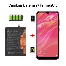 Cambiar Batería Huawei Y7 Prime 2019