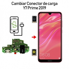 Cambiar Conector De Carga Huawei Y7 Prime 2019
