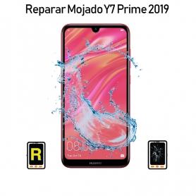 Reparar Mojado Huawei Y7 Prime 2019