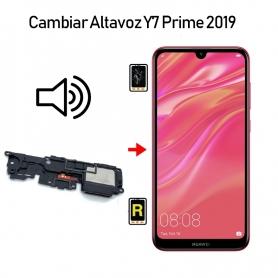 Cambiar Altavoz De Música Huawei Y7 Prime 2019
