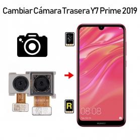 Cambiar Cámara Trasera Huawei Y7 Prime 2019