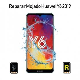 Reparar Mojado Huawei Y6 2019