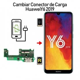Cambiar Conector De Carga Huawei Y6 2019