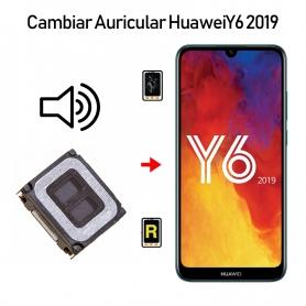 Cambiar Auricular De Llamada Huawei Y6 2019