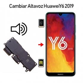 Cambiar Altavoz De Música Huawei Y6 2019