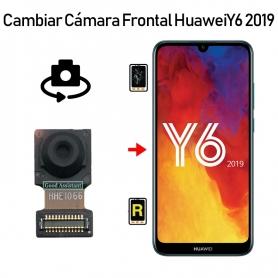 Cambiar Cámara Frontal Huawei Y6 2019
