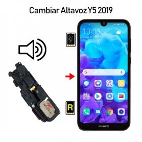 Cambiar Altavoz De Música Huawei Y5 2019