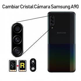 Cambiar Cristal Cámara Trasera Samsung Galaxy A90 SM-908F