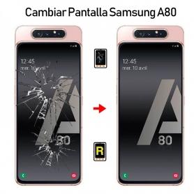 Cambiar Pantalla Samsung Galaxy A80