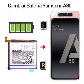 Cambiar Batería Samsung Galaxy A80