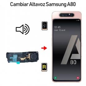 Cambiar Altavoz De Música Samsung Galaxy A80