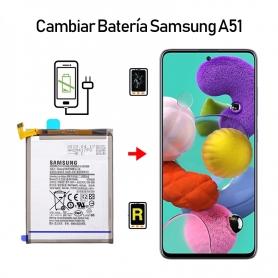 Cambiar Batería Samsung Galaxy A51