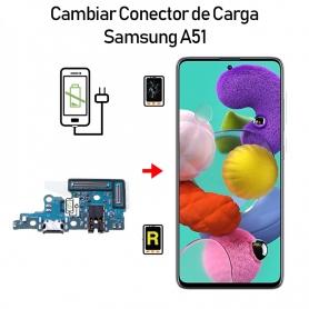 Cambiar Conector De Carga Samsung Galaxy A51