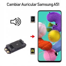 Cambiar Auricular De Llamada Samsung Galaxy A51