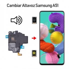 Cambiar Altavoz De Música Samsung Galaxy A51