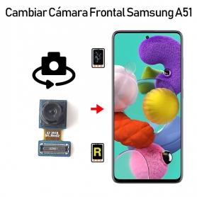 Cambiar Cámara Frontal Samsung Galaxy A51