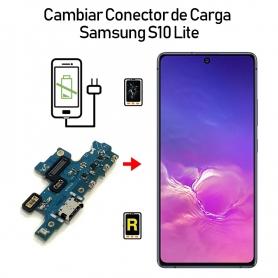 Cambiar Conector De Carga Samsung Galaxy S10 Lite