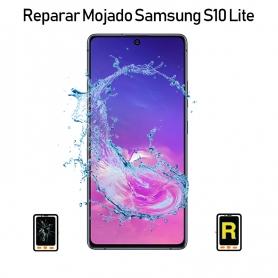 Reparar Mojado Samsung Galaxy S10 Lite