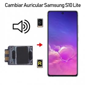 Cambiar Auricular De Llamada Samsung Galaxy S10 Lite
