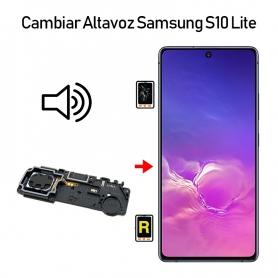 Cambiar Altavoz De Música Samsung Galaxy S10 Lite