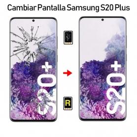 Cambiar Pantalla Samsung S20 Plus SM-G985F