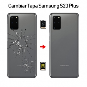 Cambiar Tapa Trasera Samsung S20 Plus SM-G985F