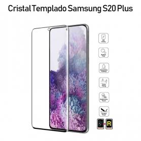 Cristal Templado Curva Samsung S20 Plus