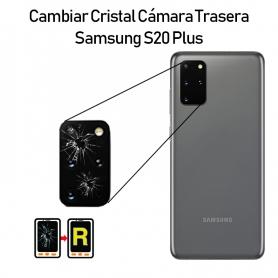 Cambiar Cristal Cámara Trasera Samsung S20 Plus