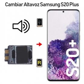 Cambiar Auricular De Llamada Samsung galaxy S20 Plus