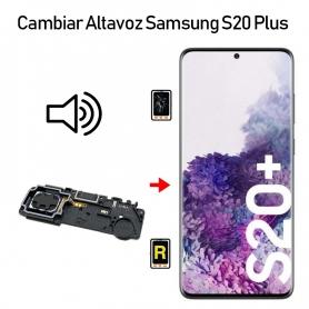 Cambiar Altavoz De Música Samsung galaxy S20 Plus