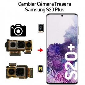Cambiar Cámara Trasera Samsung galaxy S20 Plus